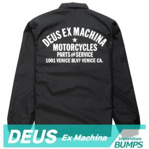 DEUS デウス エクスマキナ  コーチジャケット  メンズ  ベニス  Venice  XS〜XXL  アウター デウス 新作 bumps-jp