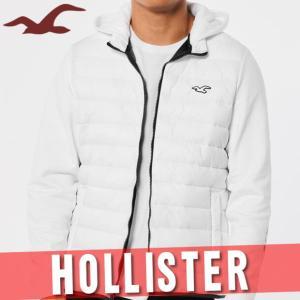 ホリスター/アバクロ  軽量ダウンジャケット  メンズ  X...