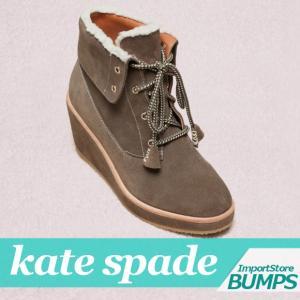 ケイトスペード  ブーツ  シューズ  レディース  スニーカーブーツ  areana  スエード  ナッパレザー  靴 新作  S7491002|bumps-jp