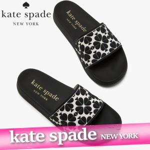 ケイトスペード  サンダル  シューズ  レディース  ステイシー  レザー  PVC  靴 新作  S1101007|bumps-jp