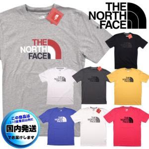 ノースフェイス  ロゴTシャツ  半袖  メンズ  丸首  ハーフドーム  プリント  アウトドア  XS〜XXL  トップス  新作  The North Face|bumps-jp