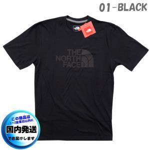ノースフェイス ロゴTシャツ 半袖 メンズ 丸...の詳細画像1