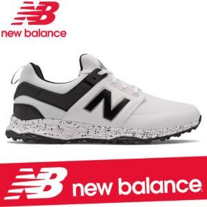 ニューバランス  NBG574GRS  メンズ  ゴルフシュ...