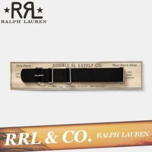 RRL ダブルアールエル  腕時計バンド/ベルト  スエードレザー  本革  ウォッチストラップ  ...
