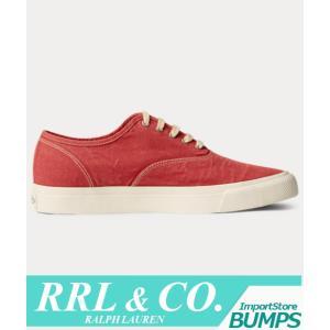 RRL ダブルアールエル  スニーカー  シューズ  メンズ  ニュー  ノーフォーク  キャンバス  靴 ラルフローレン 新作|bumps-jp