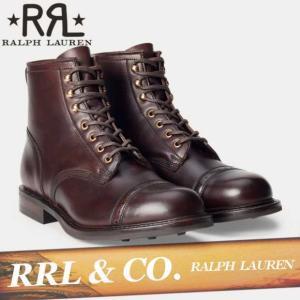 RRL  ダブルアールエル  ウエスタンブーツ/シューズ  メンズ  プレインビュー  スウェード  ラルフローレン  新作|bumps-jp