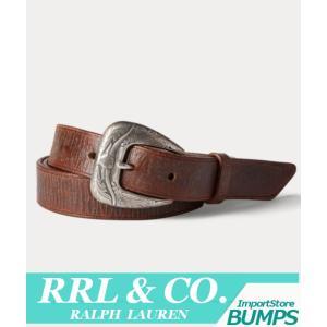 RRL ダブルアールエル  ベルト  メンズ  タンブル  レザー/本革  ラルフローレン 新作 bumps-jp