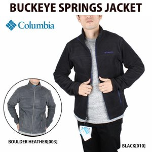 Columbia コロンビア フリースジャケット BUCKE...