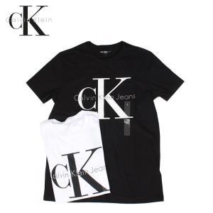 CKのブランドロゴをフロントにあしらった定番モデル。 薄手でサラッとした快適な着心地のコットン100...