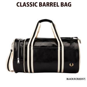 フレッドペリー FRED PERRY ショルダーバッグ CLASSIC BARREL BAG メンズ...