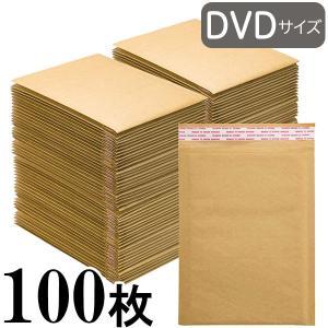 アイ・エス クラフトクッション封筒 DVDサイズ対応 100枚 【CE-DVDC-100】 bun2bungu
