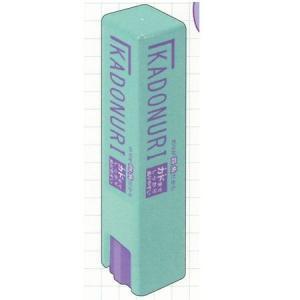 ●販売サイズ:約H80.5xW18.8xD21.5(mm)   のりが四角なのでカドにフィットしてし...