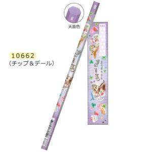 カミオジャパン 鉛筆B チップ&デール 10662 の商品画像|ナビ