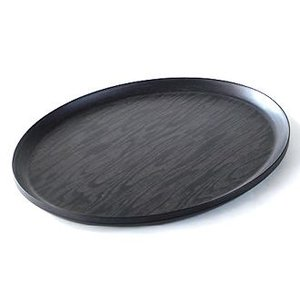 BUNACO/ブナコ トレイ/楕円 #126 oval(black)|bunaco-select
