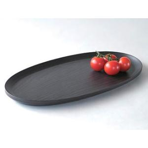 BUNACO/ブナコ トレイ/楕円形 #127 oval(black)|bunaco-select