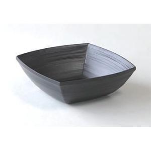 BUNACO/ブナコ ボウル/角型Mサイズ #169 square(black) 受注製造品 bunaco-select