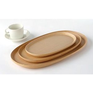 BUNACO/ブナコ トレイ/楕円形Mサイズ #223 oval  (natural)|bunaco-select