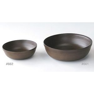 BUNACO/ブナコ 丸型ボウル・Lサイズ #661 (darkbrown) bunaco-select