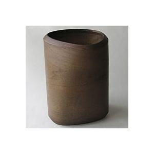 BUNACO/ブナコ ダストボックスTwist2/三角柱をひねったフォルム・L d8112/8116 (2colors)|bunaco-select