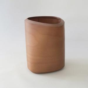 BUNACO/ブナコ ダストボックスTwist2/三角柱をひねったフォルム・M d9142/9146 (2colors) bunaco-select
