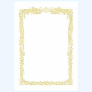 タカ印 賞状用紙 A4 横書 10枚 10-1061|bunbogu-netshopping