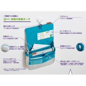 キングジム スキットマン 家庭の医療ポーチセット 2833|bunbogu-netshopping|05