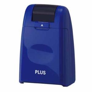 プラス ローラーケシポン IS500CM-B ブルー 37647|bunbogu-netshopping