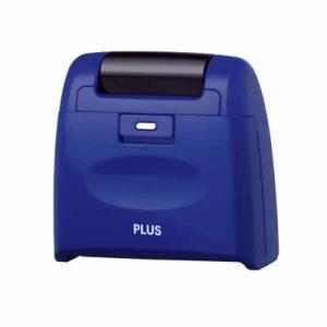 プラス ローラーケシポンワイド IS-510CM ブルー 38132|bunbogu-netshopping