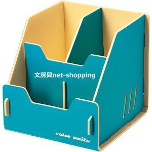 キングジム カラーユニッツ ペンスタンド 7501|bunbogu-netshopping
