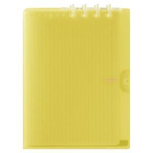 キングジム 二つ折りリングノート コンパックノート COMPACK A4二つ折り 9956TY|bunbogu-netshopping