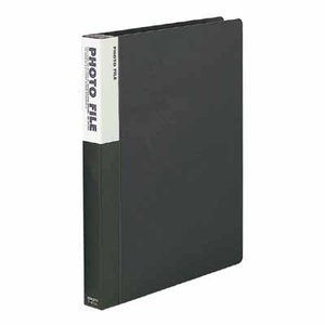 コクヨ フォトファイル A4サイズ A4縦 30穴ポケット台紙10枚付 ア-M151|bunbogu-netshopping