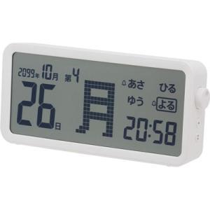 キングジム arema アレマ デジタル日めくりカレンダー AM60|bunbogu-netshopping