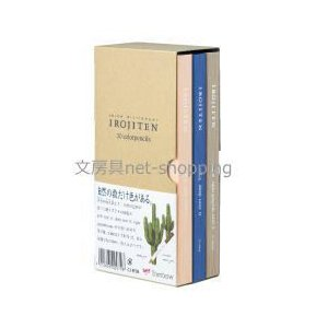 トンボ鉛筆 色鉛筆 色辞典 IROJITEN 第二集 CI-RTB 30色 bunbogu-netshopping