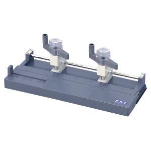 オープン工業 ドリル式2穴パンチ166枚穿孔  D-2|bunbogu-netshopping