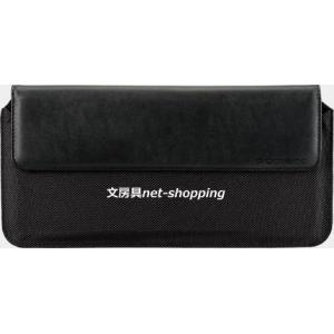 キングジム デジタルメモ ポメラ DM200 クロ専用ケース DMC5|bunbogu-netshopping