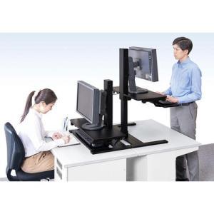 キングジム デスク用昇降台 DSK10 bunbogu-netshopping
