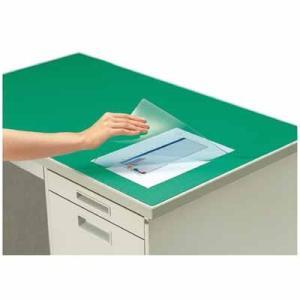 コクヨ デスクマット軟質W 塩ビ製 下敷き付き 128デスク用 マ-228|bunbogu-netshopping