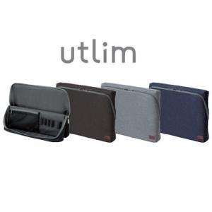 ソニック ユートリム スマ・スタ ワイド A4 立つバッグインバッグ UT-1905|bunbogu-netshopping