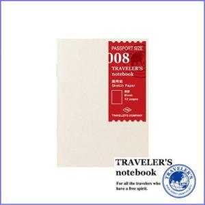 メーカー ミドリ品名 TRAVELER'S notebook(トラベラーズノート)」専用「無罫」画用...