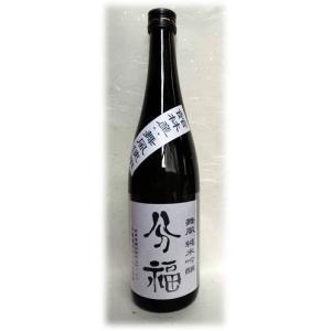 舞風 純米吟醸(館林産舞風)720ml bunbukushuzou