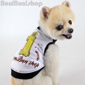 新ナンバー1タンク 犬服タンクトップ|bunbunshop