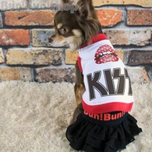 AMERICAN KISSタンク 犬服タンクトップ|bunbunshop|02