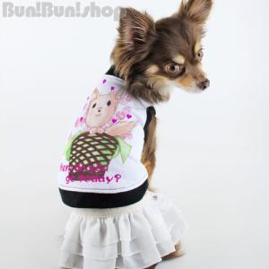 お出かけチワワtank 犬服タンクトップ|bunbunshop