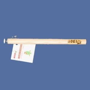 【HOEI】ウッディトーイ ストレートL(直径1.5cm) bunchoya
