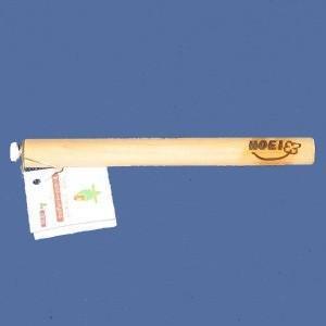 【HOEI】ウッディトーイ ストレートL(直径2cm) bunchoya