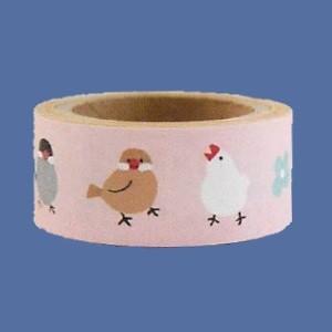 【フロンティア】ふわり和紙マスキングテープ(ぶんちょう)|bunchoya