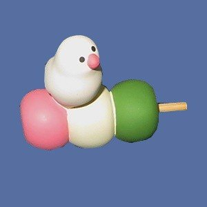 【DECOLE】文鳥だんご|bunchoya