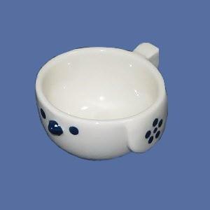 【DECOLE】ことり小鉢(藍)|bunchoya