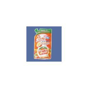 【UYEKI】住居用洗剤スーパーオレンジ(詰替用) 360ml|bunchoya