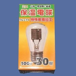 【旭光】30W保温電球(交換用)|bunchoya